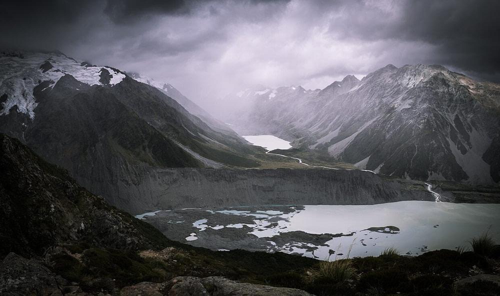 Mt. Cook, New Zealand, 2016